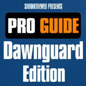 Pro Guide - Dawnguard Edition icon