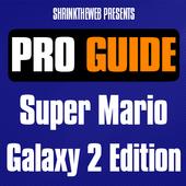 Pro Guide - Mario Galaxy 2 Edn icon