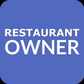 Restaurant Owner icon