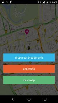 Free Car Locator poster