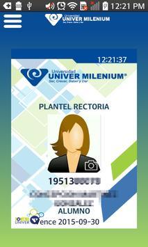 Univer Milenium poster