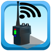 Wi-Fi Walkie Talkie icon
