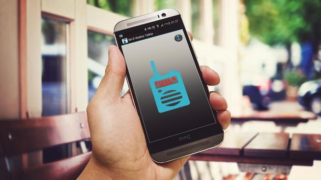 Wi-Fi Walkie Talkie apk screenshot