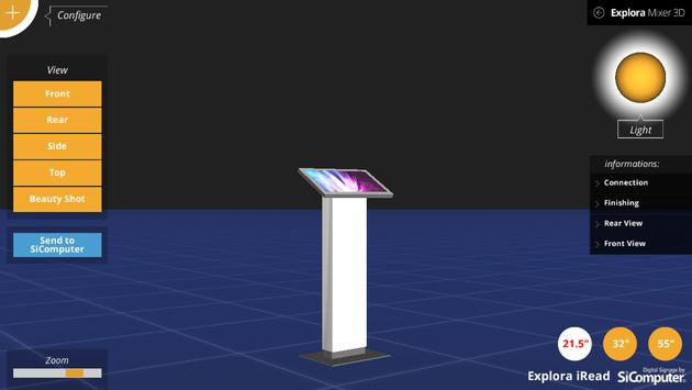 Explora Mixer 3d apk screenshot