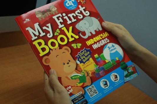 My First Book - Buku Pertamaku apk screenshot