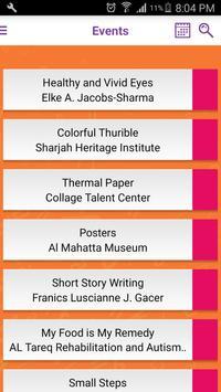 Sharjah Int'l Book Fair apk screenshot
