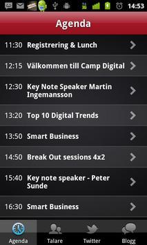 Sigma Events apk screenshot