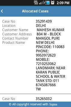 PDA UPW apk screenshot