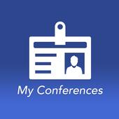 My Conferences icon