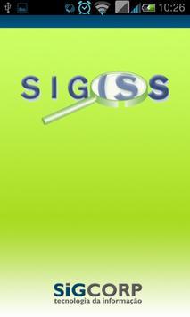 SigISS Demonstração poster