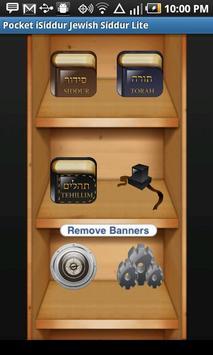 iSiddur Jewish Siddur Lite poster