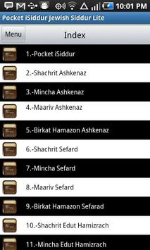 iSiddur Jewish Siddur Lite apk screenshot
