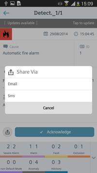 MM8000 Alarms apk screenshot