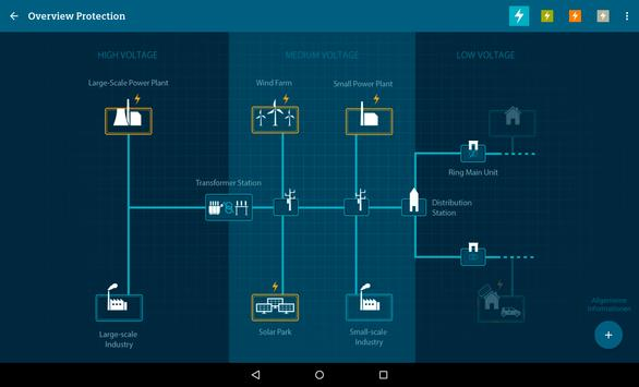 Products for Energy Automation apk screenshot