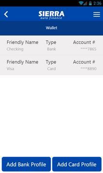 Sierra Mobile apk screenshot