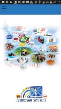 CE Econocom Services poster