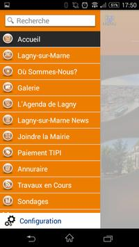 Ville de Lagny sur Marne apk screenshot
