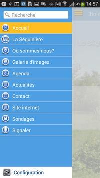 Ville de La Séguinière apk screenshot
