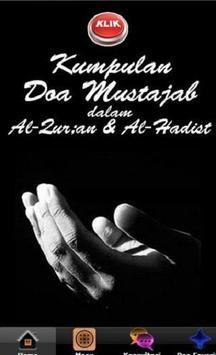 Doa Mustajab poster