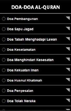 Doa Mustajab apk screenshot