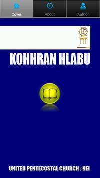 Kohhran Hlabu poster