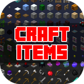 Craft All Items MCPE icon