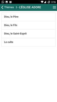 Donnez-Lui Gloire apk screenshot