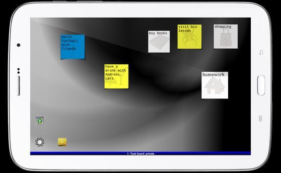 taskNwrite apk screenshot