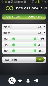 Used Car Deals apk screenshot