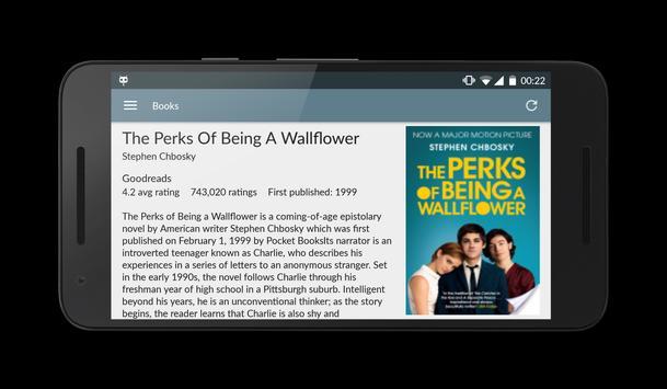 Bkance: Book recommending app apk screenshot