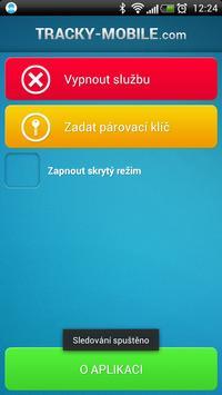 Tracky Mobile apk screenshot