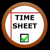 Simple TimeSheet icon