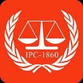 IPC - Indian Penal Code 1860 icon