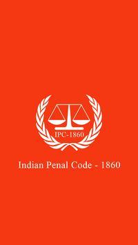 IPC - Indian Penal Code 1860 poster