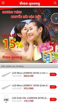 Dien Quang Shop poster