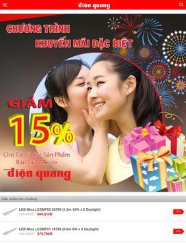 Dien Quang Shop apk screenshot