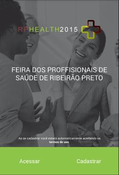 RP Health poster
