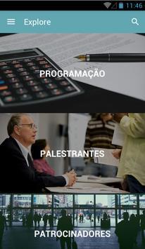 Congresso do IDERS apk screenshot