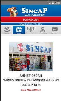 Sincap Market apk screenshot
