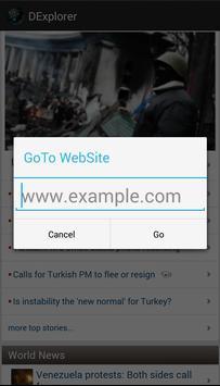 DExplorer apk screenshot