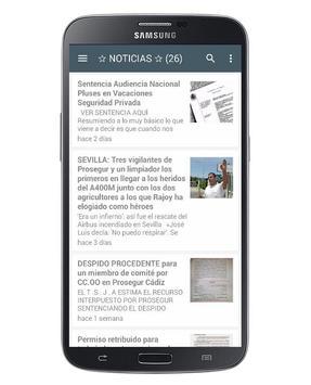 Sindicato S.P.V. apk screenshot