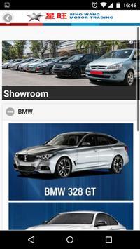 Sing Wang Motor Trading apk screenshot
