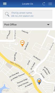 SingPost Mobile App apk screenshot