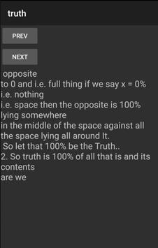 Spirituality with Logic apk screenshot