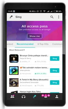 Smule Play&Sing! apk screenshot