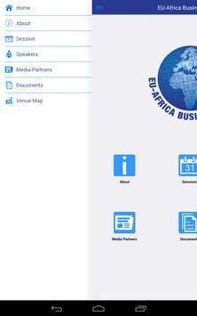 EU-Africa Business Forum apk screenshot