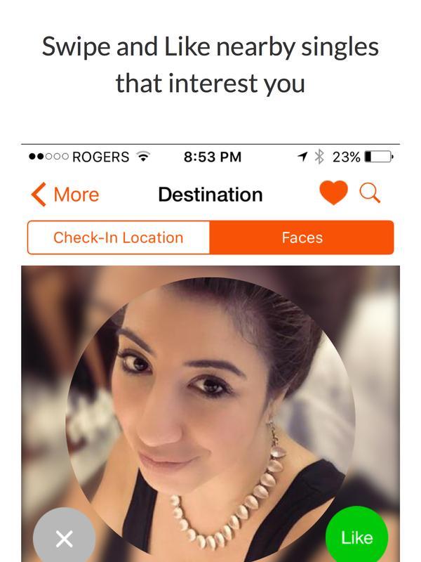 gps online dating app