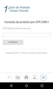 1º Protesto de Campo Grande apk screenshot