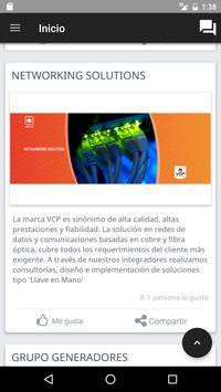 VCP Technology apk screenshot