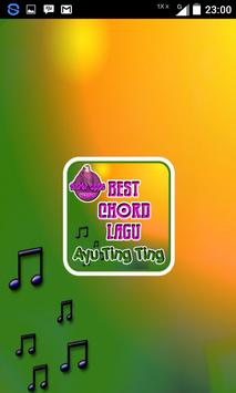 Best Chord Song Ayu Ting Ting poster